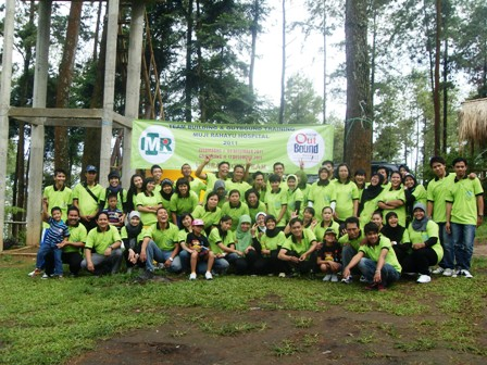Outbound Pacet, RS Mujirahayu Surabaya