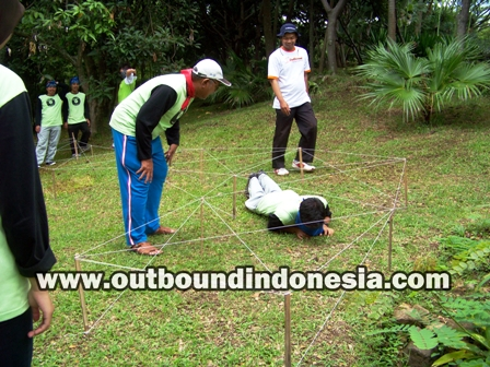 Outbound Pacet, ITS Surabaya
